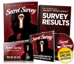 Secret Survey by Michael Fiore